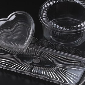 Plastic Trays and Bowls